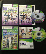 Kinect Sports Season 1 One & 2 Two Bundle — Fast Free Shipping! (Xbox 360, 2011)