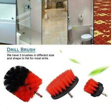 3Pcs/Set Power Scrubber Cleaning Drill Brush Tile Grout Cleaner Tub B E0P7 I3A1