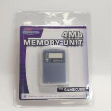 Gamester 4Mb Memory Unit for Gamecube