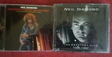 NEIL DIAMOND HOT AUGUST NIGHT BRAND Greatest Hits 66 NEW CD LOT FACTORY SEALED