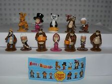 series Masha and the bear Chupa Chups 2008-2013 3 часть