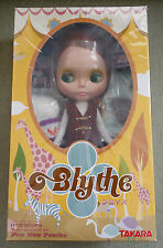* WOW! INSPIRED BY POW WOW PONCHO BLYTHE SBL-2 DOLL * NRFB * NIB * US SELLER *