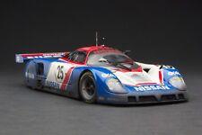 RACE WEATHERED | Exoto 1989 Works Nissan R89C Le Mans | 1:18 | #RLG88100FLP