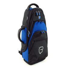 Fusion PW-01-B Premium Alto Saxophone Bag - Black/Blue +Picks