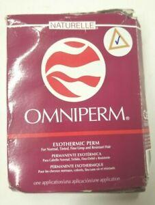 Zotos Naturelle Omniperm Exothermic Perm Normal