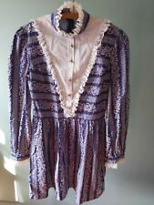 Vingage 60s Dress Dollyrockers by Sambo. Genuine vintage, made in the UK