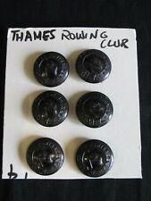Thames Rowing Club Blazer Buttons