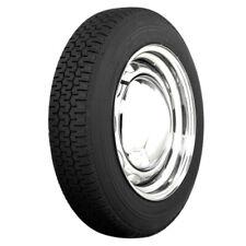 125R15 Michelin X Radial Blackwall Tires-Each Coker 55590