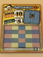 Professor Charley Punch Card Game Money Board Gambling Trade Stimulator