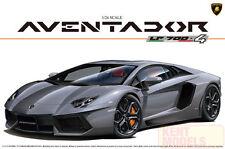 Aoshima Lamborghini Aventador LP700-4 escala 1/24 kit modelo de plástico del Motor Inc