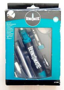 ❤ BernzOmatic ST100/ST150 6-in-1 Solder & Repair Micro Torch Kit New & Unused👌