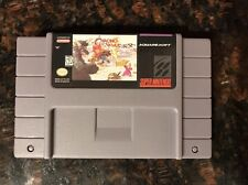 Chrono Trigger Super Nintendo SNES Game Reproduction, Free Shipping, Save Works!