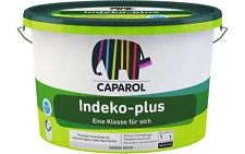 Caparol Indeko Plus 3 x 12,5 Liter weiss Premium Innenfarbe Wandfarbe