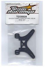 RC Team Durango TD330024 Carbon Fiber Shock Tower DEX410 R v3 v4 Buggy Optional