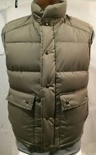 Nice Expedition Outfitter Eddie Bauer Goose Puffer Down Men's Vest Sz M Canada