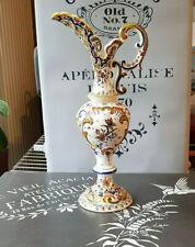 Ancien objet porcelaine de Rouen n°1410