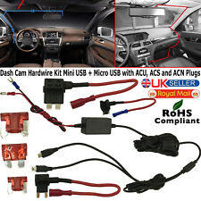 Mini USB Car Hard Wire Kit Box Charger Adapter for Nextbase Dash Cam Camera DVR