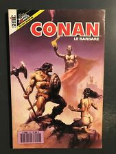CONAN LE BARBARE (Semic) - T20 : octobre 1991