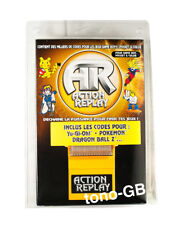 Action Replay Xtreme -Cheat codes for Pokémon & 317 Game Boy Games *NEW & BOXED*