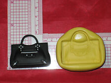 Purse Handbag Silicone Mold  Mould A501 Cake Chocolate Resin Fondant