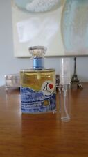 DIOR - I love Dior - EDT - 5ml spray atomiser perfume decant