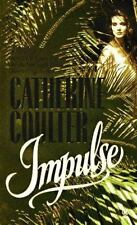Contemporary Romantic Thriller: Impulse by Catherine Coulter (1991, Paperback)
