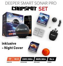Deeper Smart Sonar pro Offerta Wifi + Notte Pesca Copertura Ecoscandaglio Finder