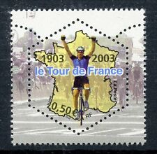 STAMP / TIMBRE FRANCE NEUF N° 3583 ** CYCLISME / CENTENAIRE DU TOUR DE FRANCE