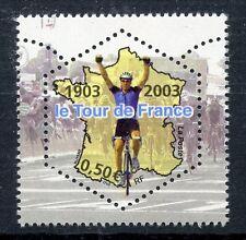 STAMP / TIMBRE FRANCE NEUF N° 3583 ** CYCLISME / CENTENAIRE DU TOUR DE FRANCE