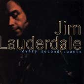 JIM LAUDERDALE - EVERY SECOND COUNTS NEW CD