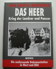 DAS HEER - KRIEG DER LANDSER UND PANZER / 2.WELTKRIEG-DOKUMENTATION