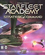 Star Trek: Starfleet Academy (PC, 1997) ~~Never open factory sealed~~