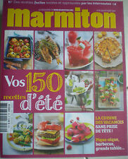 MARMITON N° 30 Magazine cuisine