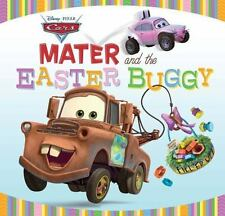 Mater and the Easter Buggy (Disney/Pixar Cars)-ExLibrary
