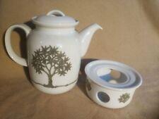 THOMAS Trend Provence Kanne Stövchen Kaffeekanne Porzellan Teelicht