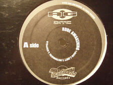 "A.G. - RUDE AWAKENING / MUDDSLIDE (12"")  1999!!  GHETTO DWELLAS + LORD FINESSE!!"