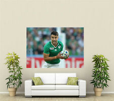 Conor Murray Irish Rugby Giant 1 Piece  Wall Art Poster SP264