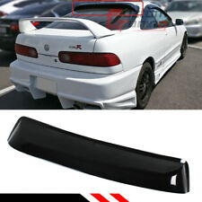 1994-2001 ACURA INTEGRA DC TYPE-R JDM SMOKE TINTED REAR ROOF AERO WINDOW VISOR