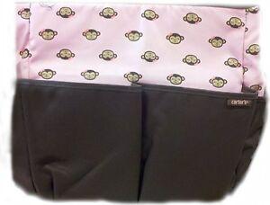 Carter's Stylish Diaper Bag With Adjustable Shoulder Straps