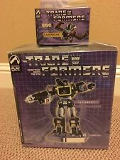 Palisades Transformer Soundwave With Laserbeak (Misb)