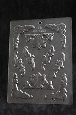 Baroque Chocolate/Soap Mould  CK Products 43-9481. Free 1st class post