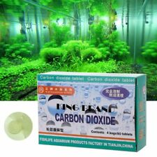 Aquarium CO2 Tablet Dioxide Carbon For Plants Fish Tank Aquatic Diffuser Grass