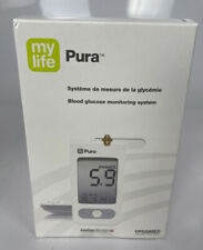 My life Pura Blood Glucose Monitoring System Sugar Diabetic Diabetes Level Test
