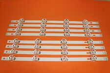 "Replacement Backlight Array LED Strip Bar LG 42LF580V 42LB580V 42LB5500 42"" TV"
