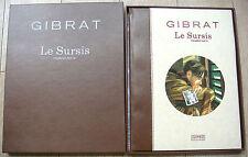 TL GIBRAT LE SURSIS Tome 1 499 EX SIGNE Ed. GOMB R ETAT NEUF