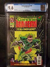 Green Lantern v3 #50 (1994) Key 1st Kyle Rayner as GL CGC 9.6