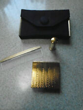 Vintage Rex Fifth Avenue Compact Set