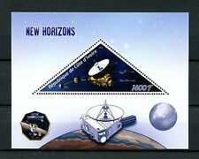 Ivory Coast 2016 MNH New Horizons Mission to Pluto 1v S/S Space Stamps