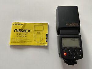 Yongnuo Speedlite YN 568 EX für Nikon I-TTL Blitz für DSLR, verstellbar