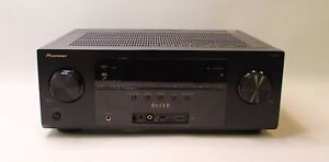 PIONEER ELITE VSX-60 7.2 CHANNEL 550W HOME THEATER RECEIVER WITH REMOTE BUNDLE